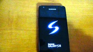 Samsung Galaxy S II Shutdown and Startup Smooth Boot No Lag