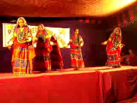 Our Children Lambadi Dance.  Bro.vijay video