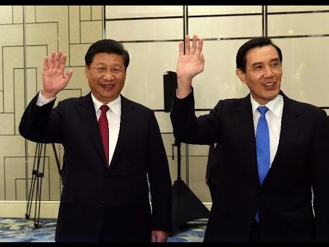 Xi Jinping meets Ma Ying-jeou in Singapore