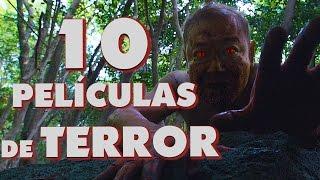10 PELÍCULAS DE TERROR POCO CONOCIDAS