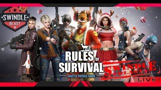 🔴 [LIVE] - PLAY FOR FUN - Rules Of Survival #21