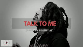 "(Sold) Mozzy Type Beat ""Talk To Me"" - 2018 West Coast Rap Instrumentals"