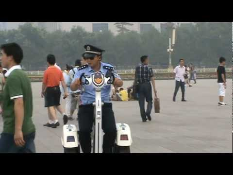 Tiananmen Square Security I, One-taker