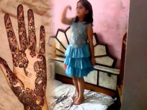 Maine Mahendi Rachayi Shyam Tere Naam Ki By Shruti Bangani Purola Uttarkashi