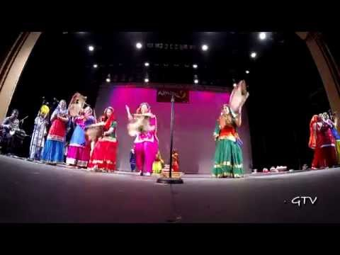 Uc Davis Giddha  Warrior Bhangra 2014 video