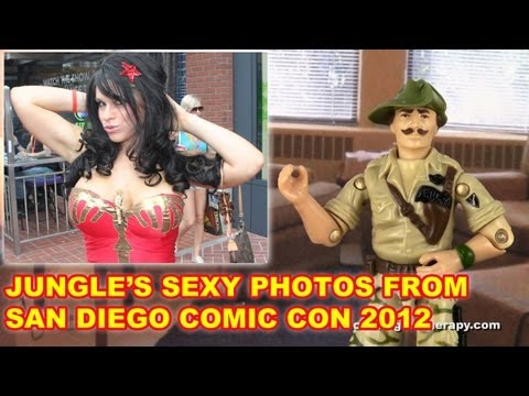 Sexy Comic Con 2012 Cosplay Babes (Part 1) - Action Figure Therapy