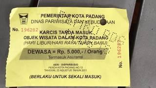 ( TRAVEL ) MALIN KUDANG - PADANG - PANTAI AIR MANIS - SITI NURBAYA - SWEET WATER BEACH