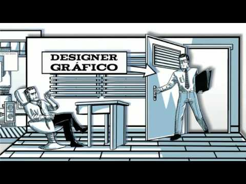 O que o designer gráfico faz