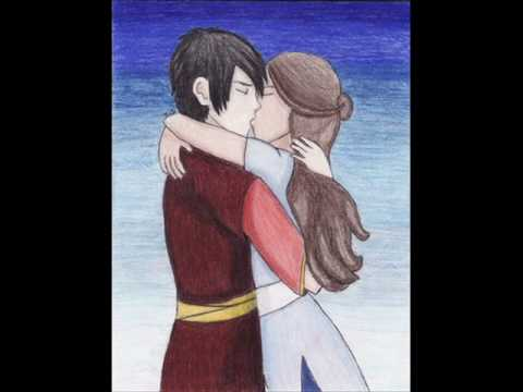 Avatar+the+last+airbender+zuko+and+katara+kiss