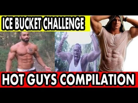 Best ALS Ice Bucket Challenge HOT GUYS Compilation - August 2014