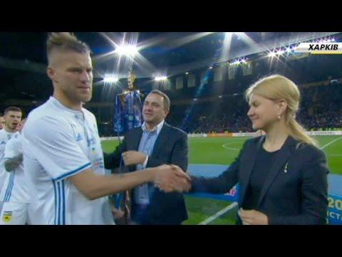 Ярмоленко отказался взять медаль