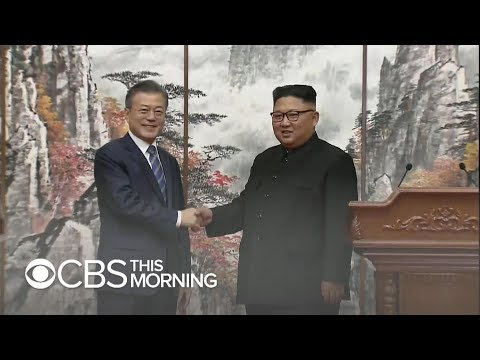 "Trump-Kim summit: South Koreans ""in disbelief"""