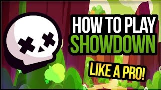 SOLO SHOWDOWN | BRAWL STARS | MASTER CLASHER