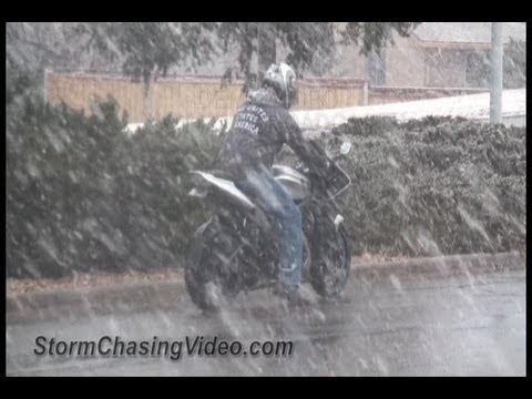 1/28/2013 Lakewood, CO Heavy Snow