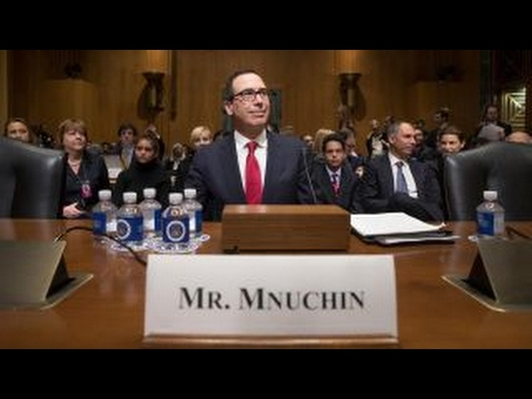 Gasparino: Shares of Fannie, Freddie drop on Mnuchin's comments