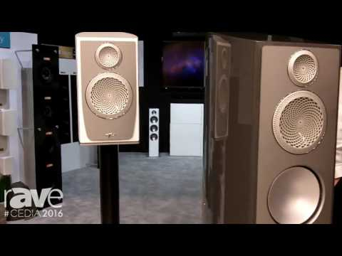 CEDIA 2016: Paradigm Electronics Features Persona Line of High-End Luxury Loudspeakers