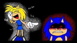 Sonic.exe:The spirits of hell EXTRA 3 Опустила Соника.ехе! ИДЕАЛЬНОЕ ПРОХОЖДЕНИЕ ИГРЫ!