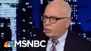 Wolff: President Trump Has Probably Spent His Whole Day Watching Me On TV | The Last Word | MSNBC