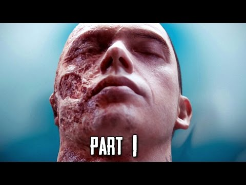 Call of Duty Advanced Warfare Walkthrough Gameplay Part 1 - Induction - Campaign Mission 1 (COD AW)