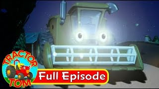 Tractor Tom | Season1 | Episode 17 - The Wheezy Files | Truck Cartoon
