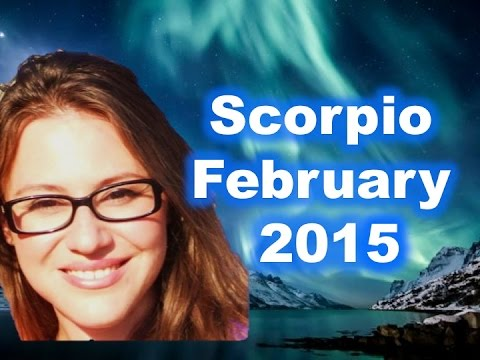 Scorpio February 2015. Time for Fun!