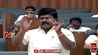 TDP MLA Kuna Ravi Kumar Counter to VIshnu Kumar Raju Comments || AP Assembly Budget Session