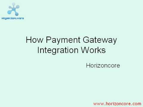 How Payment Gateway Integration in India Works, Ecommerce Payment Gateways Integration,