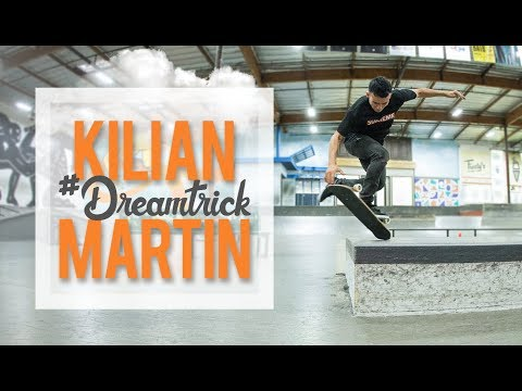 Only Kilian Martin Could Do A Trick Like This | #DreamTrick