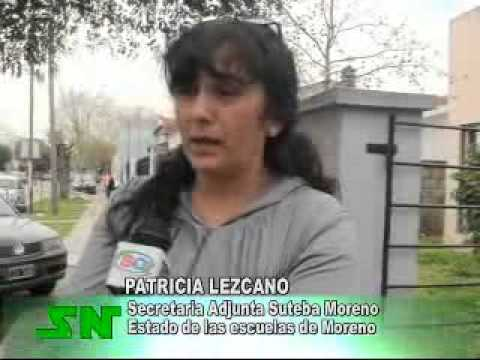 Pablo Diaz y Patricia Lezcano