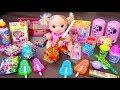 Куклы Пупсики НАШЛА МАМИН ТАЙНИК Подарки Сюрпризы На Новый Год #Мультик Для детей 108mamatv