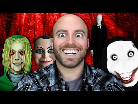 The 10 FREAKIEST Creepypastas Ever Told