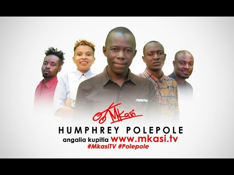 Mkasi Promo With Humphrey Polepole