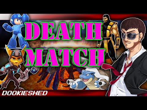 Top 5 Video Game Deathmatches (that will probably never happen)