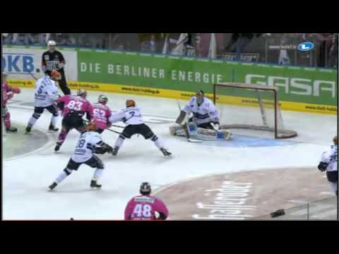 DEL Eisbären Berlin Highlights - Briere & Giroux -