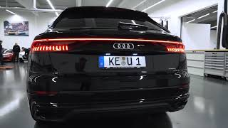 Audi Q8 by ABT Video Debut