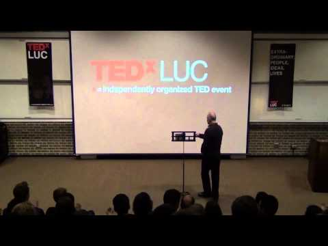 Slam Poetry Movement: Marc Smith at TEDxLUC