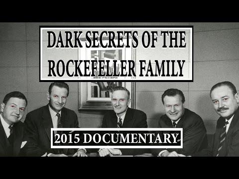 Dark Secrets of the Rockefeller Family