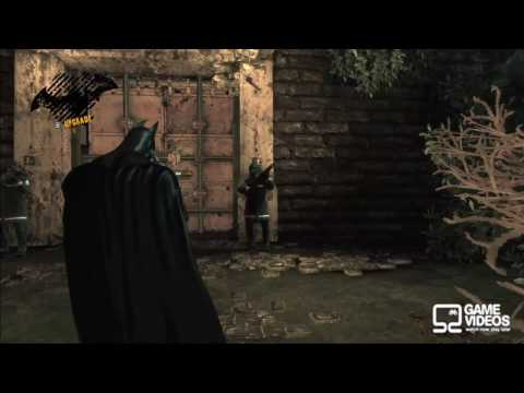Batman: Arkham Asylum Gameplay-Protect the Batmobile