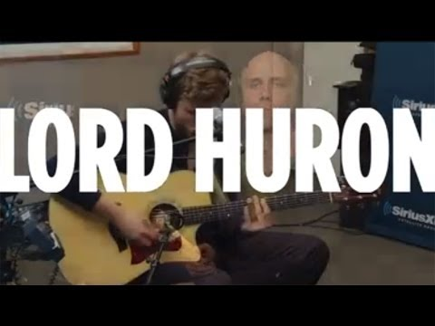 Lord Huron - Strangers (The Kinks Cover) (Live @ SiriusXM)
