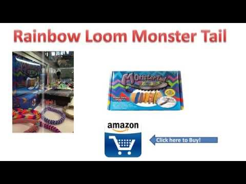 Rainbow Loom Monster Tail - Where to Buy