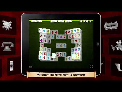 1001 Ultimate Mahjong - Trailer - iOS