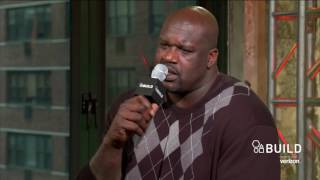 Shaquille O'Neal Discusses Triangle Offense