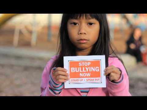Cyber-bullying Is Illegal video