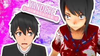 I KILLED SENPAI!   Yandere Simulator #8