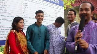 Pakshi Resort  a dekhen ki hosse - Eid public interview