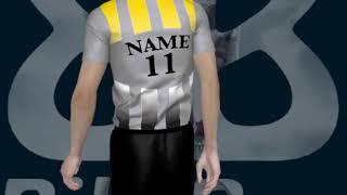 FC GRADIENT 3COLOR LINES