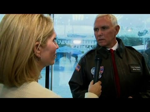 Pence: US Will Drop Failed Policy