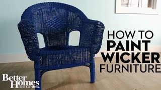(0.60 MB) How to Paint Wicker Furniture Mp3
