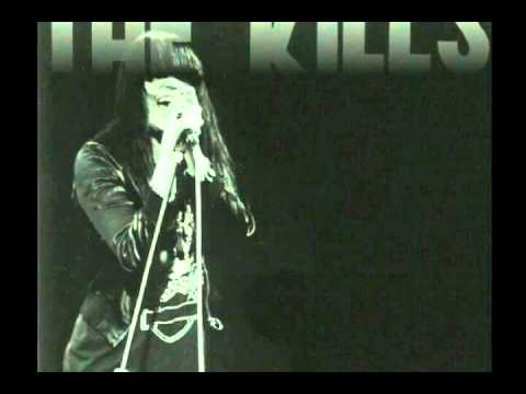 The kills - hitched (black session)