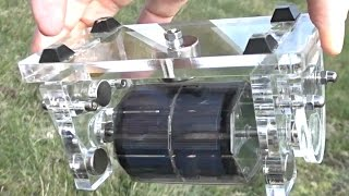 Free Energy Magnet Motor ( free electricity, no water energy, no wind energy, no battery )